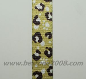 Polyester Webbing with Heat Transfer Printing#1412-56 pictures & photos