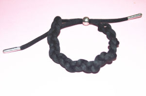 High Quality Hand Braided Cord Bracelet pictures & photos