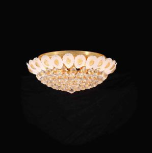Gold Crystal Decorative Pendant Lamp for Home (cos9182) pictures & photos