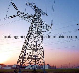10kv Transmission Angle Steel Tower
