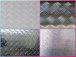 Checkered Aluminum Plate with Different Patterns pictures & photos
