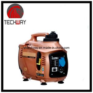 850W Gasoline Digital Inverter Generator pictures & photos