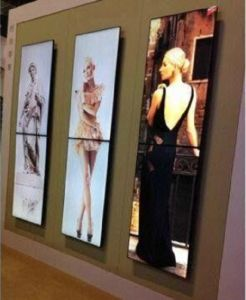"47"" Screen Wall Seamless Advertising Display Wall pictures & photos"