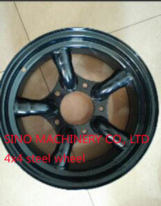 Land Rover Steel Wheel 16X7 pictures & photos