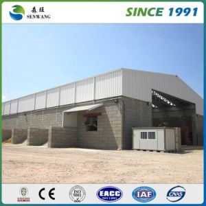 Used Discount Standard Steel Structure Factory pictures & photos