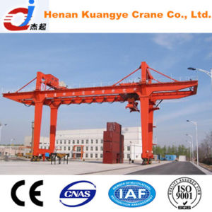 BH or SH Model Heavy Duty Shipbuilding or Shipyard Gantry Crane