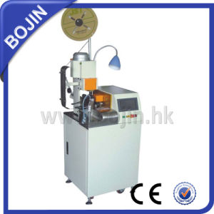 Wire Terminal Crimping Machine (BJ-2000F) Automatic Wire Terminal Crimping Machine
