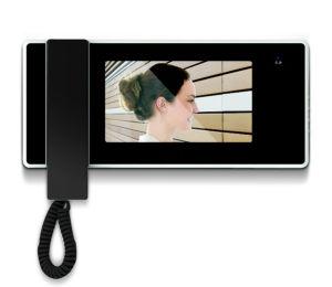Handset 7 Inch Video Doorphone pictures & photos
