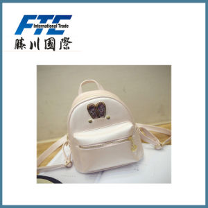 2017 New Printing Hand Bags with PU Leather pictures & photos