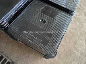 Casting Manhole Covers (400, 500, 600) pictures & photos