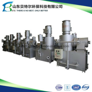 Animal Carcass Incinerator for Animal Waste Treatment pictures & photos