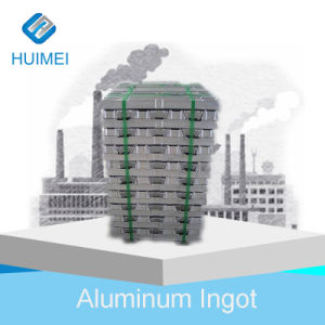 Factory with Best Price Aluminum Ingot 99% High Purity pictures & photos