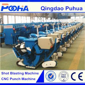 Floor Shot Blasting Machine with Dust Collector pictures & photos