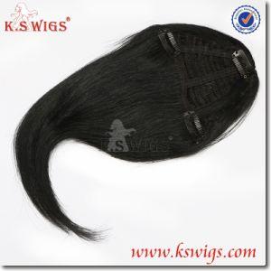 European Market Virgin Hair Fringe Human Hair pictures & photos