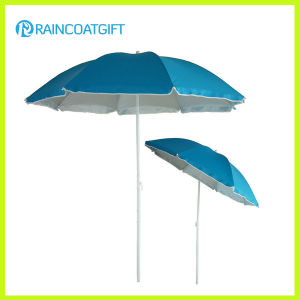 210d Oxford Advertising Parasols Beach Umbrella pictures & photos