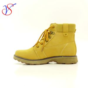 Three Color Men Women Safety Working Work Boots Shoes Sv-Wk-008-Brown pictures & photos