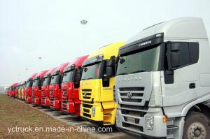 Hongyan Genlyon 6X4 Dump Truck