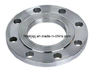 ANSI B16.5 Forged Pipe Stainless Steel Flange for Industry Sanitary pictures & photos