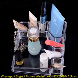 High Quality Acrylic Counter Show Box for Cosmetic pictures & photos