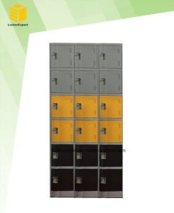 ABS Plastic Locker for Supermarket Use pictures & photos