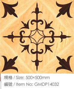 Parquet Lumber Product Engineered Wood Flooring pictures & photos