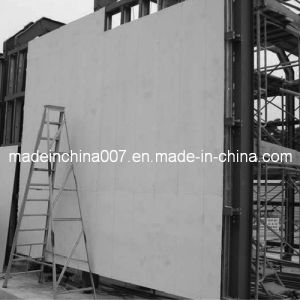Non Asbestos Calcium Silicate Wall Board for Light Structure Metal Building pictures & photos