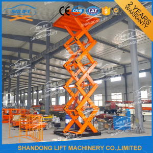 Lift Hydraulic Lift Scissor Lift Table with CE pictures & photos