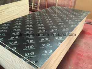Black /Brown Film Coated Plywood pictures & photos
