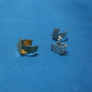 Gold/Nickel Plated Electrical Terminal Contacts pictures & photos