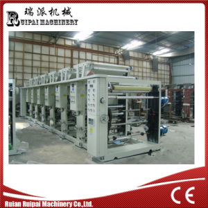 Yt Plastic Rolling Film Rotogravure Printing Machine pictures & photos