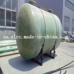 FRP Pressure Tank / GRP Storage Fuel Tank pictures & photos