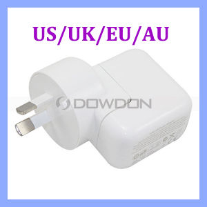4 Connector Us UK Au EU Plug 2.1A Wall Charger USB Dock for iPhone / Samsung / Android pictures & photos