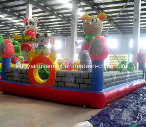 High Quality Customized Inflatable Toys Jumping Bouncers for Children pictures & photos