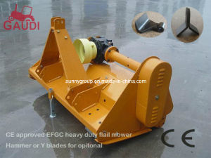 CE Approved Heavy Duty Flail Mower (EFGC flail mower) pictures & photos