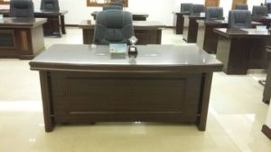 Wholesale Wood Veneer Office Staff Table for Office Furniture pictures & photos
