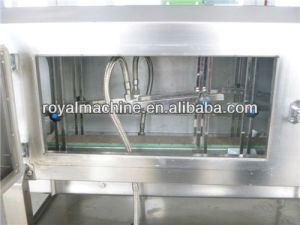 Steam Shrink Tunnel for Label Shrink Bottle Labeling (SLM-1800) pictures & photos