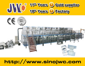 Full Servo Adult Diaper Machine (JWC-LKC-SV) pictures & photos
