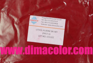 Pigment Red 57: 1 Pigment for Ink (LITHOL RUBINE BKWB) pictures & photos