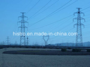 500kv Angle Steel Electric Transmission Line Tower pictures & photos