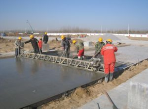 Truss Screed Concrete Vibrating Screed Machine pictures & photos
