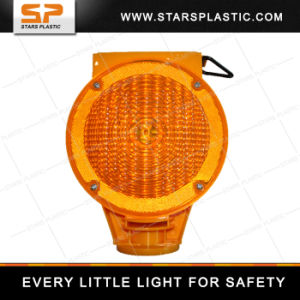 Solar Barricade LED Warning Light (AB-309) pictures & photos