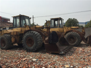 Used Cat 966f-2 Wheel Loader Original Paint pictures & photos