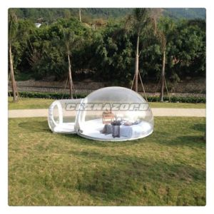 Transparent PVC Inflatable Lodge Tent Inflatable Bubble Tree pictures & photos