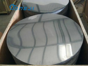 Nickel Round Disc for Tubesheet pictures & photos