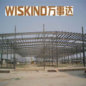 Prefabricated High Quality Portal Frame Steel Structure pictures & photos