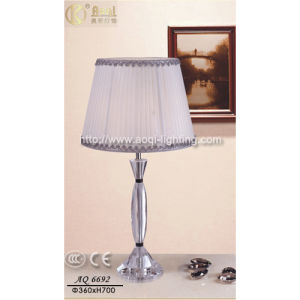 Modern Simplify Crystal Table Lamp (AQ6692) pictures & photos