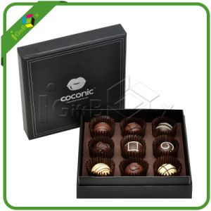 Luxury Chocolate Packaging Gift Box with Insert pictures & photos