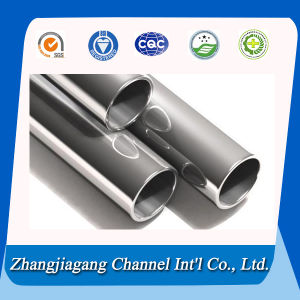 AISI304 316 Thin Wall Stainless Steel Tube for Decoration pictures & photos