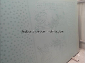 4mm to 6mm Door Glass, Acid Treated Glass, Art Glass and Decorative Glass pictures & photos