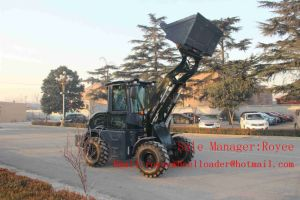 Compact Wheel Loader Zl16f with Ce for Europe Market pictures & photos